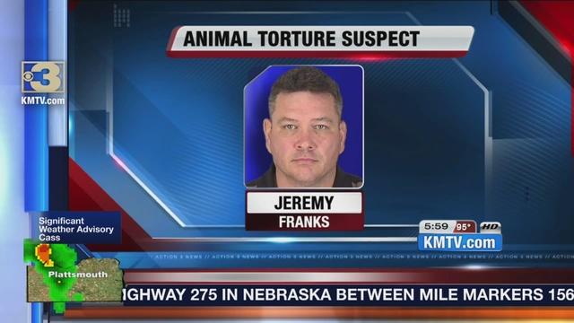 Man allegedly bit dog, shot another with BB gun - News 5