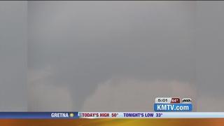 Tornado in Nebraska causes damage