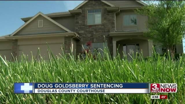 Nebraska man accused of sending strippers to neighbor's home sentenced