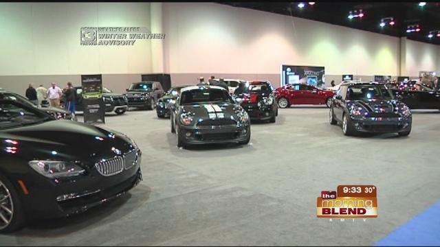 Midlands International Auto Show KMTVcom - Omaha car show