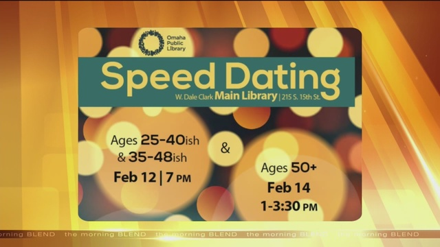 omaha library speed dating