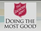 Salvation Army looking for work glove donations