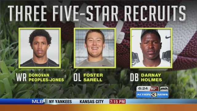 Big Red Recruiting Three 5 Star Recruits To Visit Lincoln