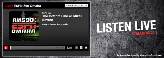 Listen Live to AM590 ESPN