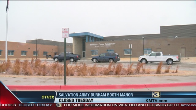 metro area schools cancel tuesday classes due to weather kmtv com