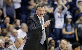 Audio: Coach McDermott on Team During Finals...