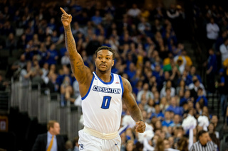 Creighton falls to No. 23 Seton Hall