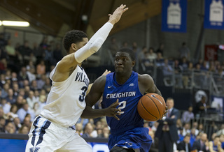 Creighton's Thomas taken in 2nd round NBA Draft