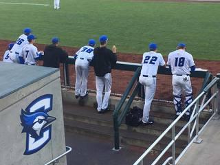 Four Creighton baseball players drafted