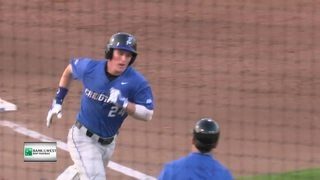 Jays beat UNO thanks to 9th inning homer