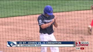 Creighton's season comes to an end