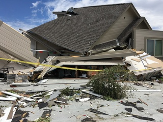 PHOTO GALLERY: Tornado touches down in Bellevue
