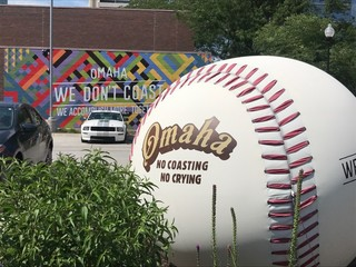 Omaha feels the impact of CWS attendance