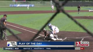 Play of the Day: Prep's Double Play