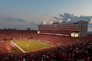 Huskers land JUCO wide receiver