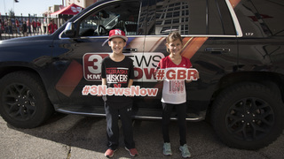 GALLERY: Husker fans prior to Wisconsin game