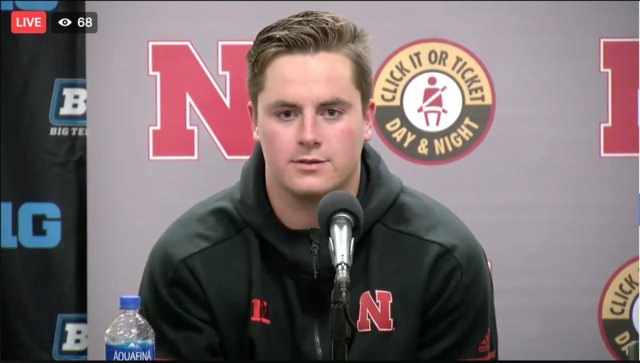 QB Patrick O'Brien no longer with the Huskers