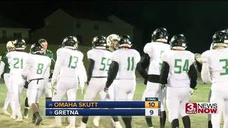 Omaha Skutt takes down Gretna to advance
