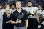 Scott Frost wins AP Coach of the Year