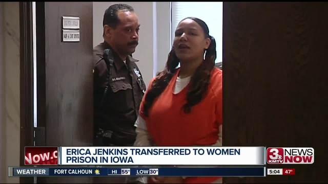 Erica Jenkins Moved To Iowa Prison Kmtv Com
