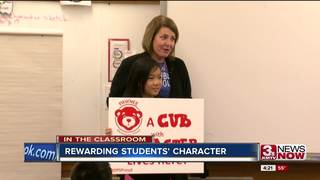 OPS school rewards students' character