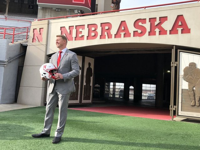 Scott Frost Named Coach of the Year