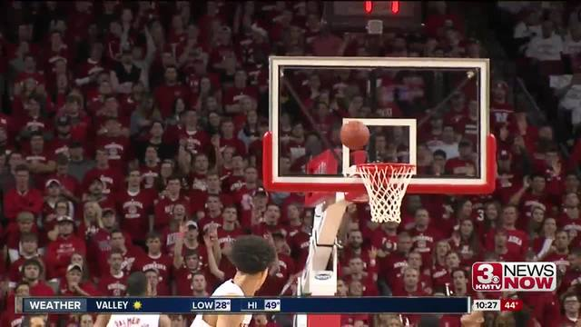 Watson lifts Nebraska over No. 14 Minnesota 78-68