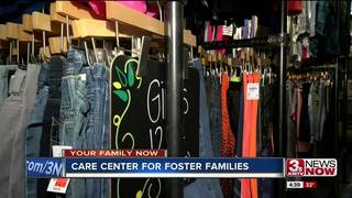 Brookside Care Center benefits foster families