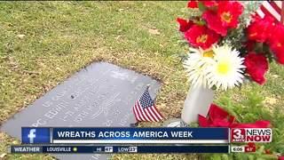 Wreaths Across America begins Monday