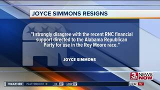 RNC official resigns over support for Roy Moore