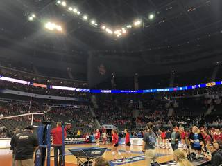 Huskers take down Penn State in Final Four