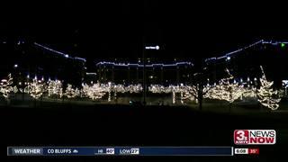 Holiday lights around Omaha
