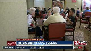 ITC: a bond between students and seniors