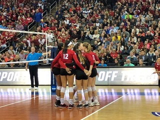 Nebraska volleyball wins National Championship
