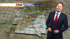 Cold Front Drops Temperatures Slightly Sunday
