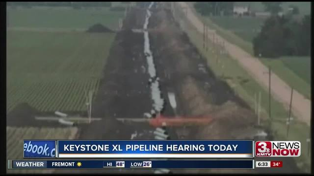 Nebraska panel denies TransCanada request to amend Keystone XL order