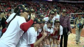 2017 OSI Year in Review: Nebraska Volleyball