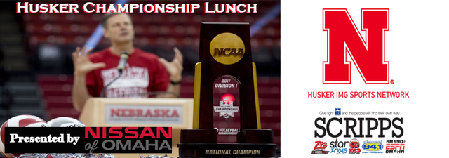 Meet Moos, Cook at Husker Championship Lunch