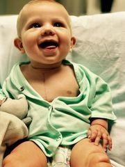 Omaha baby honored as Heart Ball Prince