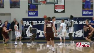 Papio vs. Papio South boys basketball