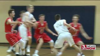 Millard South vs. Elkhorn South boys basketball
