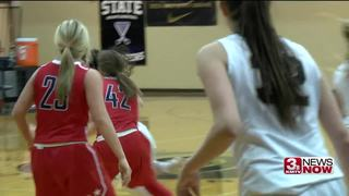Millard South vs. Elkhorn South girls basketball