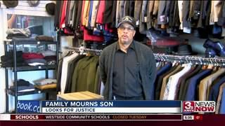 Homicide victim Kyle LeFlore's father speaks out