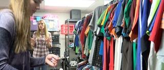 Westside clothing closet