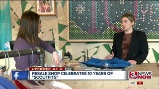 Scout's girlboss celebrates 10 years