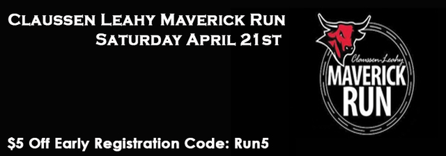 Claussen-Leahy Maverick Run