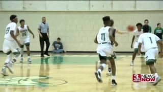 Elkhorn South vs. Omaha Benson boys basketball