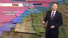 Winter Storm Watch Upgraded NW of Omaha