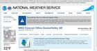 Omaha NWS site still maintained during shutdown