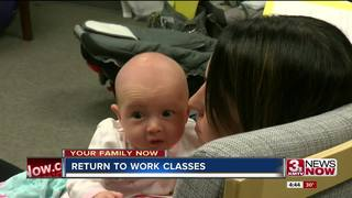 """Return to Work"" class for breastfeeding moms"